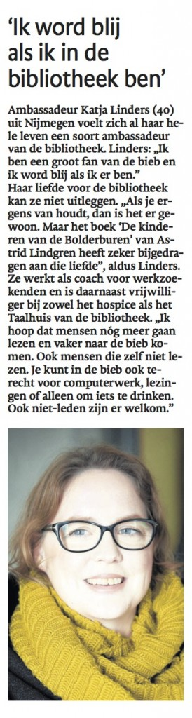 gelderlander 8 2 2016 ambassadeur bieb katja